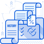 about history icon